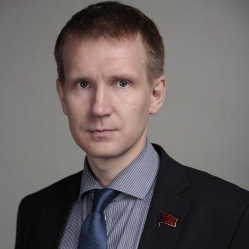 Константин Александрович Лазарев
