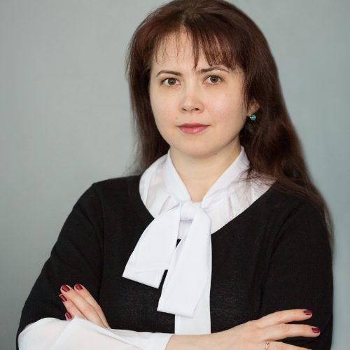 Наталья Владимировна Бунина